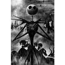Poster Nightmare Before Christmas (Storm)
