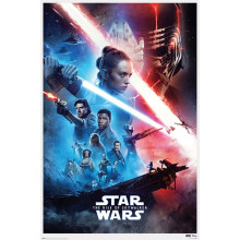 Poster Star Wars: Rise Of Skywalker (Saga)
