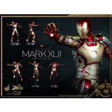 Hot Toys Power Pose IM3: Iron Man Mark XLII!