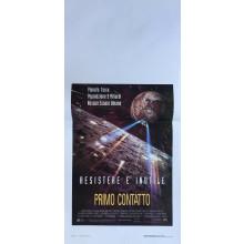 Locandina Star Trek Primo Contatto 33x70