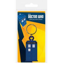 Portachiavi Doctor Who (Tardis)