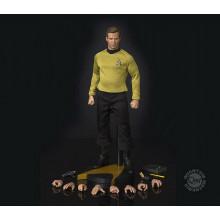 Star Trek TOS Kirk Action Figure 1/6  nuova edizione migliorata