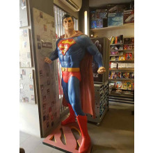 Superman 1/1 Scale Statue Figure - Life Size (2 Metres Tall  Official DC Comics