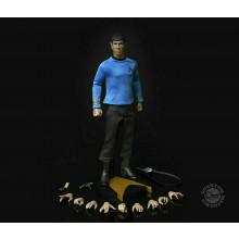 Star Trek TOS Spock Action Figure 1/6  30 cm MIGLIORATO 2nd Edition Last