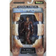 Star Trek Enterprise T' Pol con Tuta da sbarco  Action Figure Art Asylum