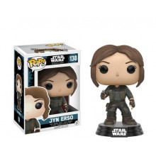Funko Pop! Vinyl Star Wars ROGUE ONE Jyn ERSO #138