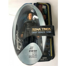 Star Trek O'Brian Deep Space Nine action figure Diamond