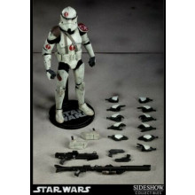 Sideshow Star Wars 1/6 Scale Figure Military's of Star Wars Commander Neyo