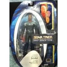 Star Trek Deep Space Nine Action Figure Bundle Sisko
