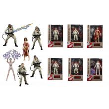 Action Figure - Ghostbusters - Complete Set - Plasma Series - Hasbro + cane