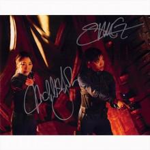 Autografo Sonequa Martin-Green & Michelle Yeoh - 3 - Star Trek Foto 20x25