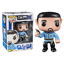 Funko Pop! Star Trek Mirror Universe Spock #82