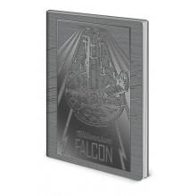 Notebook A5 Star Wars (Millennium Falcon)