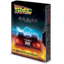 Notebook Ritorno al futuro (Great Scott) VHS