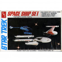 Star Trek Space Ship Set