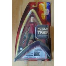 Star Trek Trouble Tribbles Figure Dax Diamond.