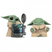 Star Wars Mandalorian Bounty Collection Figure 2-Pack The Child Curious Child...