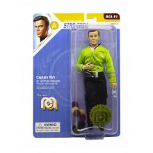 Star Trek TOS Action Figure Captain Kirk (The Trouble with Tribbles) 20 cm