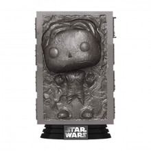 STAR WARS - HAN SOLO NELLA CARBONITE FIGURA FUNKO POP! VINYL