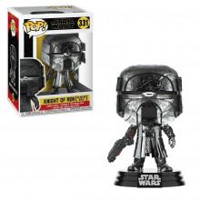 Funko Pop! Star Wars: Knight of Ren Blaster Rifle (Hematite Chrome) Kor #331