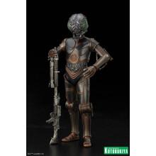 Star Wars ARTFX+ Statue 1/10 Bounty Hunter 4-LOM KOTOBUKIYA