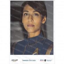 Autografo Rekha Sharma Star Trek Discovery Foto 20x25