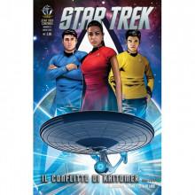 Star Trek Continua N. 08 Il Conflitto di Khitomer parte 4 di 4
