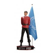 Star Trek II: The Wrath of Khan Statue 1/3 Leonard Nimoy as Captain Spock 66 cm