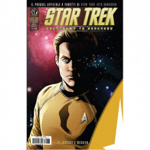 Star Trek Countdown to Darkness N. 01