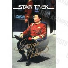 Calendarietto Tascabile 1998 Autografato da George Takei