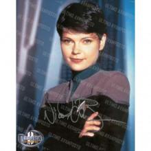 Autografo Nicole De Boer Satr Trek DS9 - 2 - Foto 20x25