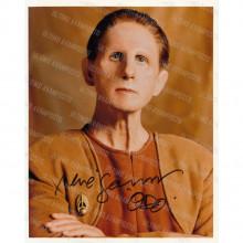 Autografo René Auberjonois 4 Star Trek DS9 Foto 20x25