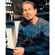 Autografo René Auberjonois 8 Star Trek Enterprise Foto 20x25