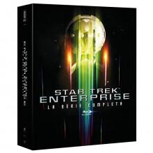 Star Trek: Enterprise Blu-Ray – Collezione completa 4 stagioni