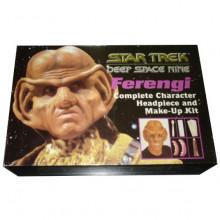 Star Trek Make-up Ferengi