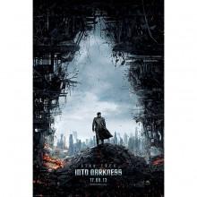 Poster Star Trek Into darkness Locandina Teaser