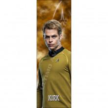 Segnalibro Kirk mezzobusto Star Trek Reboot
