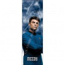 Segnalibro McCoy mezzobusto Star Trek Reboot