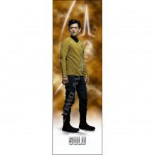 Segnalibro Sulu figura intera Star Trek Reboot