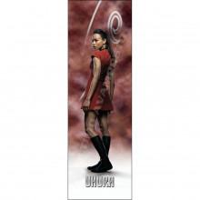 Segnalibro Uhura figura intera Star Trek Reboot