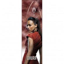 Segnalibro Uhura mezzobusto Satr Trek Reboot