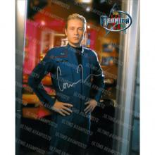Autografo Connor Trinneer Star Trek Enterprise 2  Foto 20x25