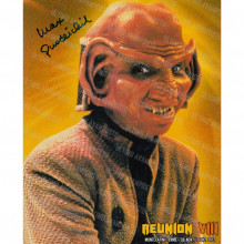 Autografo Max Grodenchik Star Trek DS9 - 2 - Foto 20x25
