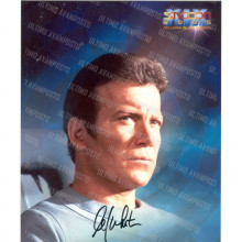 Autografo William Shatner  Star Trek The Motion Pictures Foto 20x25