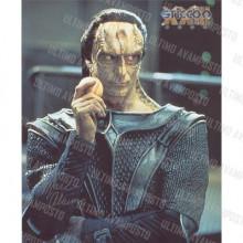 Autofrafo Marc Alaimo Star Trek DS9 Foto 20X25