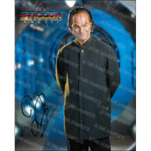 Autografo John Billingsley Star Trek Enterprise 2 Foto 20x25