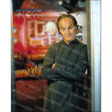 Autografo John Billingsley Star Trek Enterprise 3 Foto 20x25