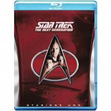 Star Trek - The next generation Stagione 01 Blu Ray