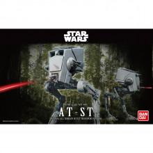 AT-ST Model in scala 1/48 da Star Wars