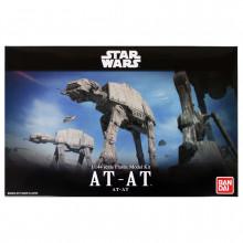AT-AT Model in scala 1/144 da Star Wars